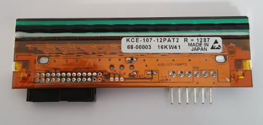 Thermoleiste für Videojet Dataflex, 6420 (107mm Breite) (300 dpi)