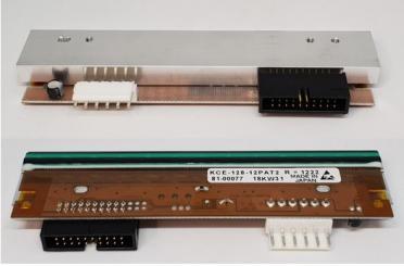 Thermoleiste für Novexx TTX650, TDI, Lion und xxTerem XT612 (300 dpi) (ohne Montageplatte)