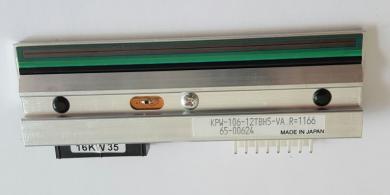 Thermoleiste für CAB A4+ und Hermes+ 4 (300 dpi) inkl. komp. Montageplatte