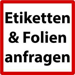 Etiketten & Folien Anfrage