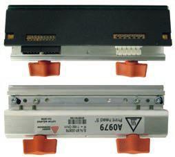 Thermoleiste für Avery / Novexx 64-05, Chess5, TTX675, DPM5, PEM, ALX 735 und ALX925 (300 dpi) (Ohne Montageplatte) - A0979