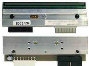 Thermoleiste für Avery / Novexx TTK, TTX350, Ocelot und Texxtile (300 dpi) - A0418