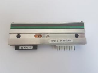Thermoleiste für Novexx / Avery XLP 504, AP 5.4, AP 4.4 und AP 7.t  (300 dpi) (Inkl. Montageplatte) - A4431