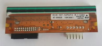 Thermoleiste für Avery / Novexx 64-04, DPM4, PEM, ALX734 und ALX924 (300 dpi) (Ohne Montageplatte) - A2817