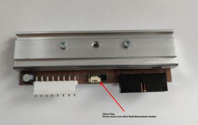 Thermoleiste für SASS  THERMOjet 4e+ (300 dpi ) - Kompatibel