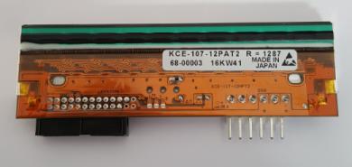 Thermoleiste für Zodiac LA Solid State Coder, 107 mm (300 dpi)